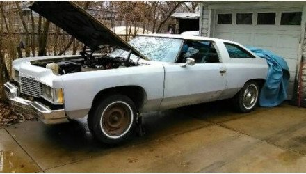 1974 Chevrolet Impala for sale 100955843