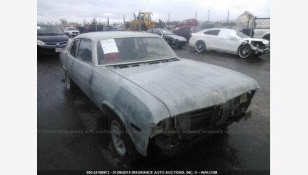 1974 Chevrolet Nova for sale 101101752