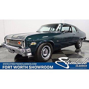 1974 Chevrolet Nova for sale 101581271