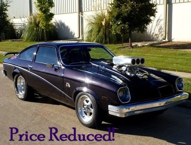 Find 1975 Chevrolet Vega Cosworth listings in your area