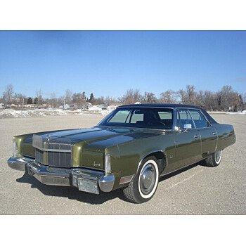 1974 Chrysler Imperial for sale 100969788