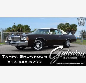 1974 Chrysler Newport for sale 101420816