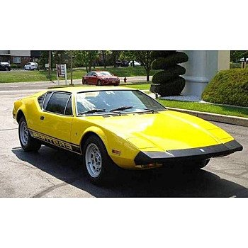 1974 De Tomaso Pantera for sale 101185575