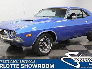 1974 Dodge Challenger for sale 101323730