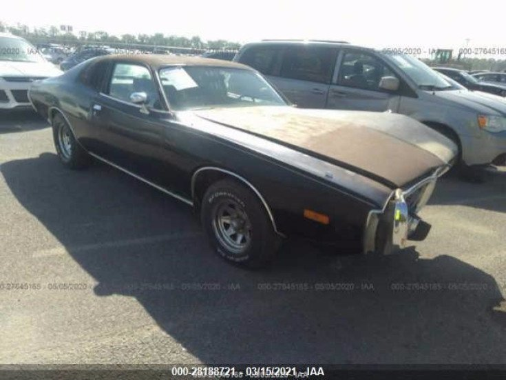1974 Dodge Charger for sale 101323183