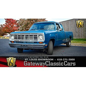 1974 Dodge D/W Truck for sale 101050400