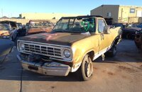 1974 Dodge Ramcharger for sale 100741538