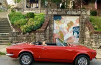 1974 FIAT 124 Convertible for sale 101371896