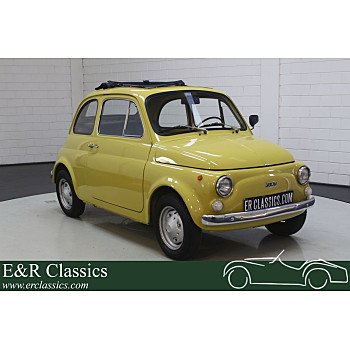 1974 FIAT 500 for sale 101543952