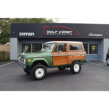 1974 Ford Bronco for sale 101089996