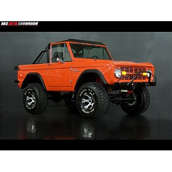 1974 Ford Bronco for sale 101078416