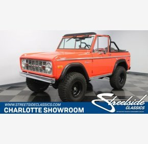 1974 Ford Bronco for sale 101089645