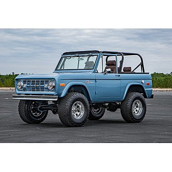 1974 Ford Bronco for sale 101143809
