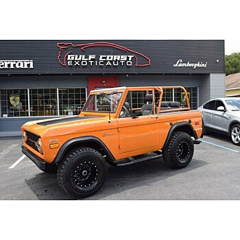 1974 Ford Bronco for sale 101179920