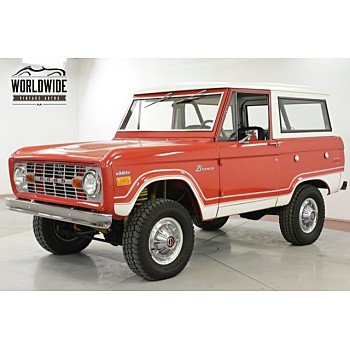 1974 Ford Bronco for sale 101200055