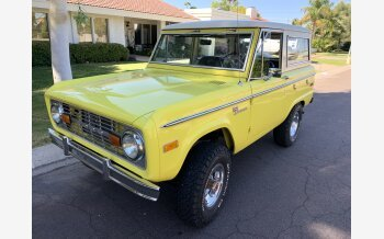 1974 Ford Bronco Sport for sale 101286212