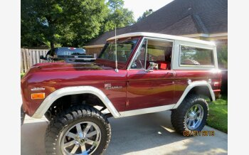 1974 Ford Bronco Sport for sale 101292902
