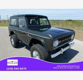 1974 Ford Bronco for sale 101317565