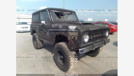 1974 Ford Bronco for sale 101337300