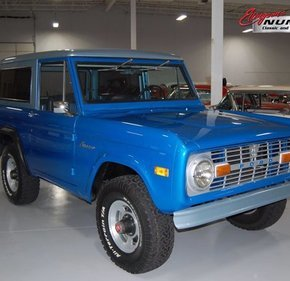 1974 Ford Bronco for sale 101338690