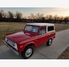 1974 Ford Bronco for sale 101348833