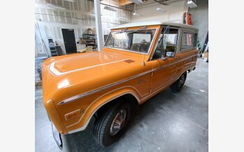 1974 Ford Bronco XL for sale 101360488