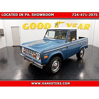 1974 Ford Bronco for sale 101391569