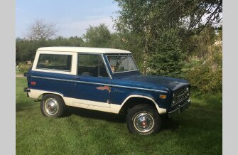 1974 Ford Bronco XLT for sale 101392237
