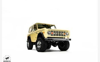 1974 Ford Bronco for sale 101402949
