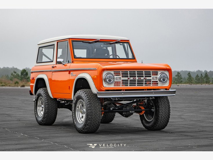 1974 Ford Bronco for sale 101572964