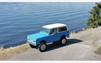 1974 Ford Bronco Sport for sale 101602038
