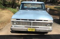 1974 Ford F100 2WD Regular Cab for sale 101097956