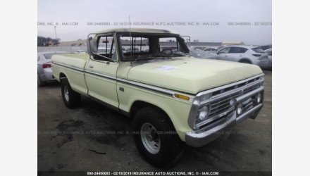1974 Ford F100 for sale 101110605
