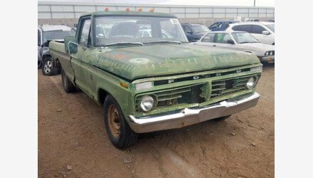 1974 Ford F100 for sale 101112706