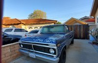 1974 Ford F100 2WD Regular Cab for sale 101128912