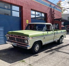 1974 Ford F100 2WD Regular Cab for sale 101362339