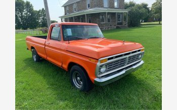 1974 Ford F100 2WD Regular Cab for sale 101404243