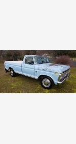 1974 Ford F250 2WD Regular Cab for sale 101278310