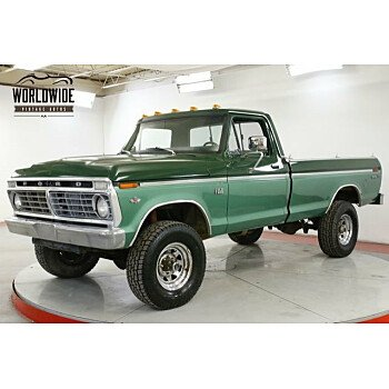1974 Ford F250 for sale 101286200