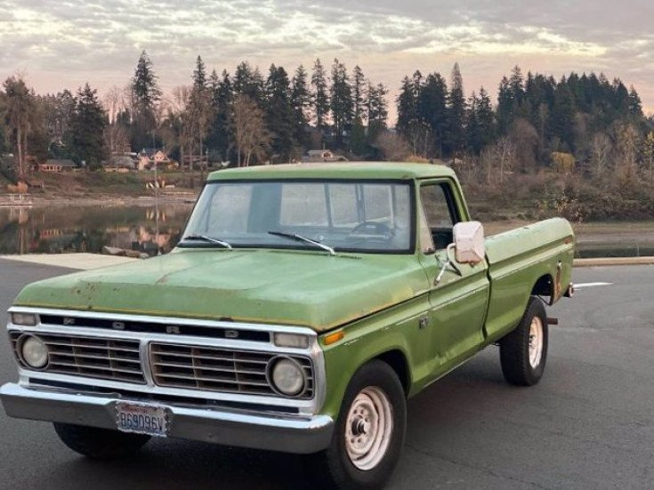 1974 Ford F250 for sale 101586599