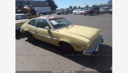 1974 Ford Pinto for sale 101217502