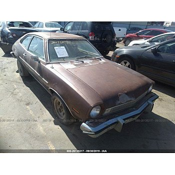 1974 Ford Pinto for sale 101220966