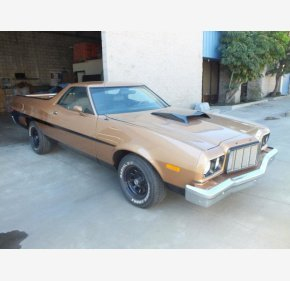 1974 Ford Ranchero for sale 100722442