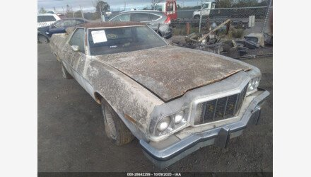 1974 Ford Ranchero for sale 101409194