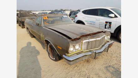 1974 Ford Ranchero for sale 101441954
