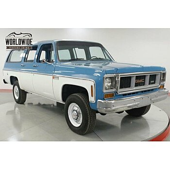 1974 GMC Suburban for sale 101100907