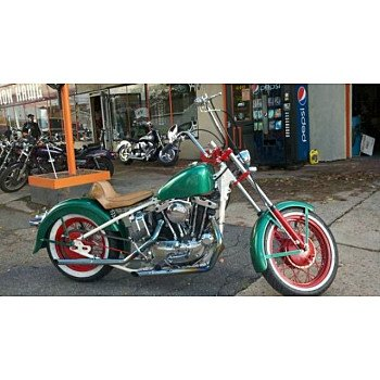 1974 Harley-Davidson Other Harley-Davidson Models for sale 200440275