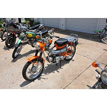 1974 Honda Trail 50 for sale 200934886