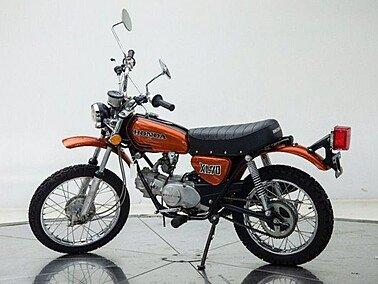 1974 Honda XL70 for sale 201119236