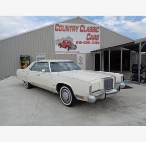 1974 Imperial Lebaron for sale 101204497